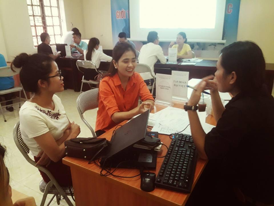Tổng hợp nhu cầu tuyển dụng Phiên giao dịch việc làm ngày 25/06/2020