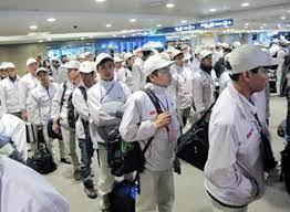 Thông báo hướng dẫn Người lao động hoàn thiện các thủ tục trước khi xuất cảnh ngày 22/10/2021