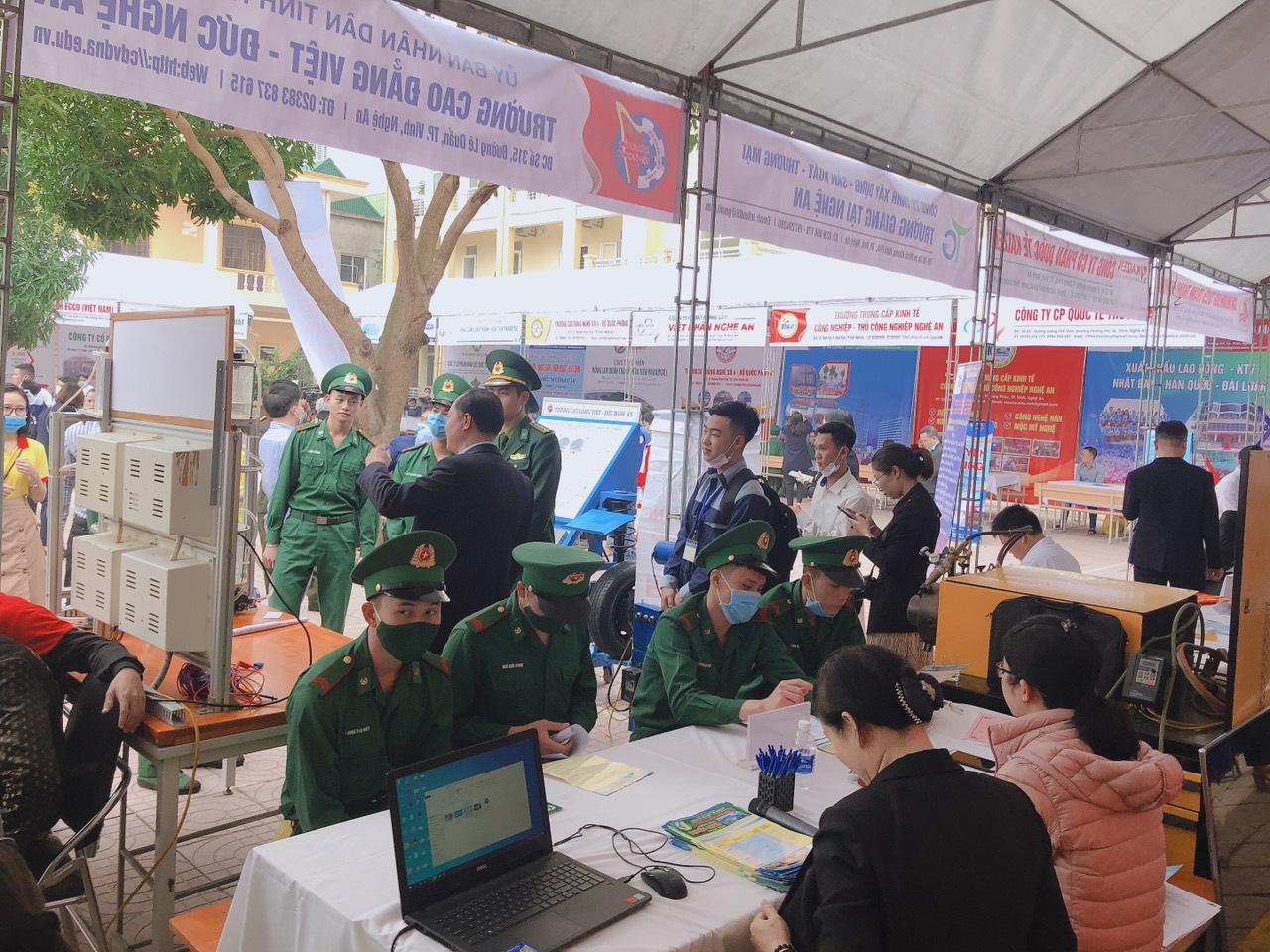 Thông báo tổ chức phiên giao dịch việc làm ngày 27/07/2020 tại Nghệ An