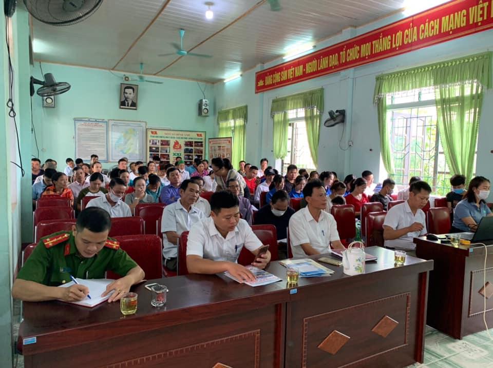 Thông báo Tổ chức Phiên giao dịch việc làm năm 2021 tại Huyện Tương Dương