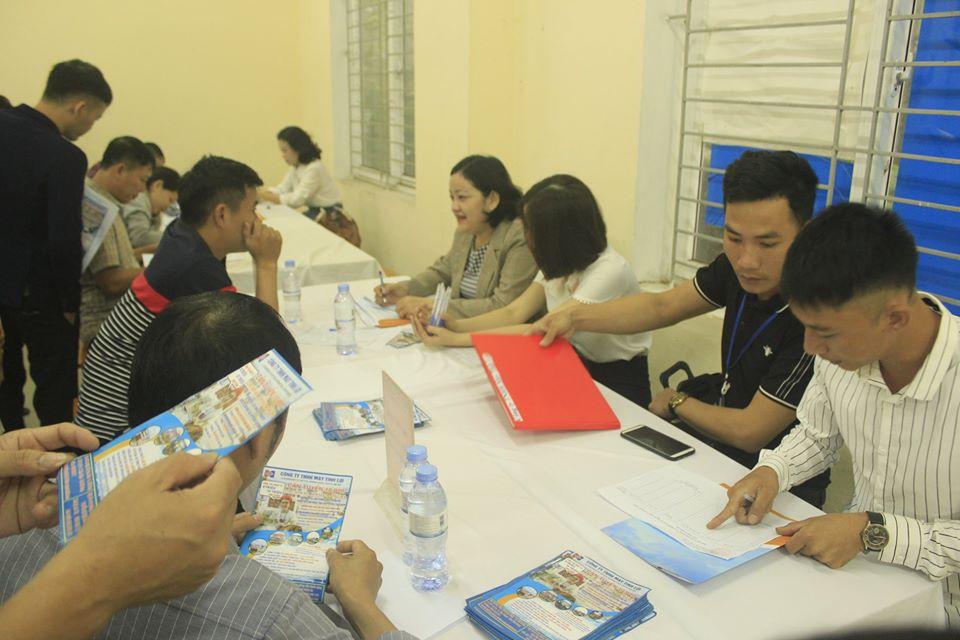 Thông báo tổ chức phiên giao dịch việc làm ngày 25/08/2020 tại Nghệ An
